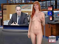 naked-news naked nude