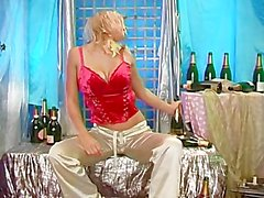 blondine boots großansicht