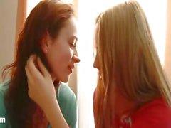 girlfriend lesbian teen babe