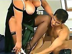 bbw big boobs blowjob hardcore lingerie