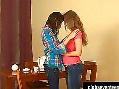 kissing lesbian lesbian licking lesbian porn videos