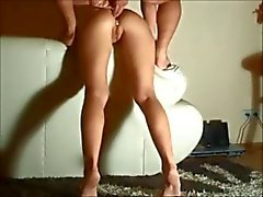 amatör anal babes brunetter