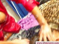slimewave orgasm girl-on-girl