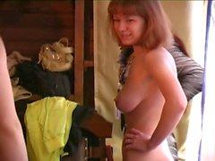 amateur nudité en public filles
