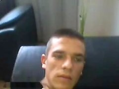 serbian man on camera