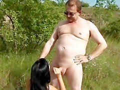 Mature Men With Younger Girls - Scene 2