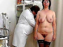 cervix shots doctor gynecological examination gyno clinic gyno exam