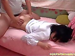 couple vaginal sex teen black-haired asian