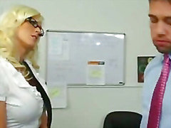 cock shaved ass office secretary