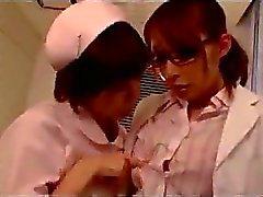 doctors lesbian nurse