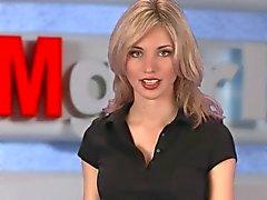 blondes nudité en public russe