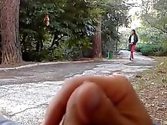 flashing hidden cams italian voyeur