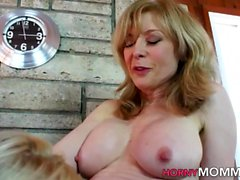 blonde hd lesbian mature old young