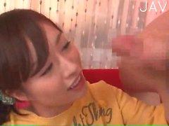 asiatico facciale tastare giapponese masturbazione