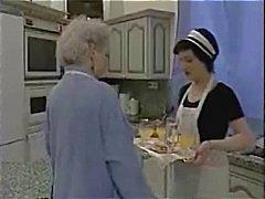 fisting granny lesbian lick