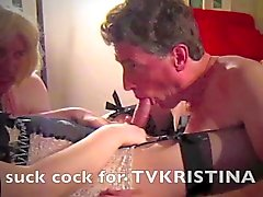 blowjob oral ass to mouth lingerie homemade