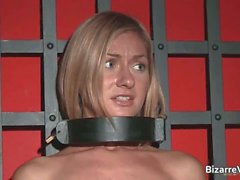 bdsm blonde bondage fetish