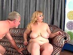 anal ass bbw blonde