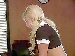 blondes hardcore teens