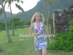 alison angel lison harte nuss natur - titten blondine