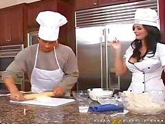 grandi tette cucina milf