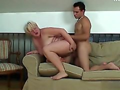 bbw big boobs blonde hardcore
