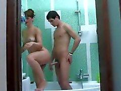 amador anal banho