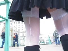 stockings upskirts voyeur