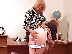 bdsm klas spanking schoolmeisjes