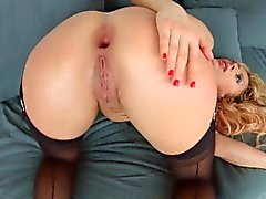 anal arschlecken blondine blowjob doggystyle