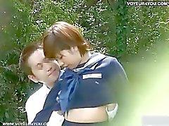 amador asiático morena casal câmera escondida