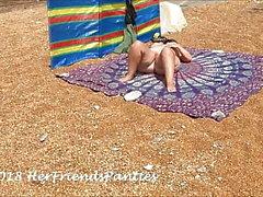 beach bbw voyeur