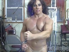 matures small tits muscular women
