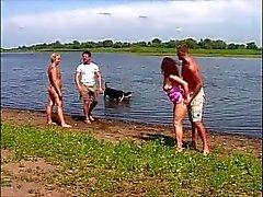 alemão milfs nudez em público swingers