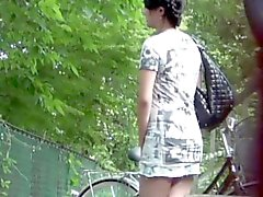 asian fetish hd japanese outdoor