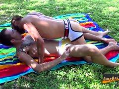 bareback gay suga av gay homofile bögen