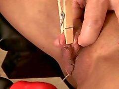 amateur bdsm vingerzetting