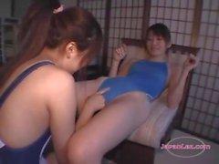 lesbienne écolière japon étudiant