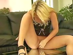 alison angel homemade casting-couch