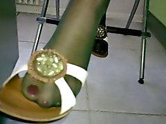 upskirts cámaras ocultas fetichismo del pie medias