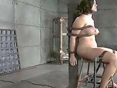bdsm big boobs brunette fetish