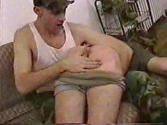 gay gays military spanking