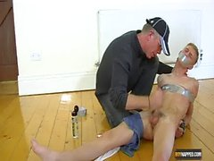 гей задница мастурбирует
