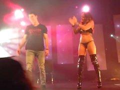 3 Lesbians Stage Show @ Sydney Sexpo 2014