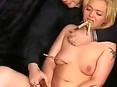 bdsm blonde fetish small tits