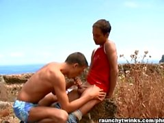 raunchytwinks twink gay par teen