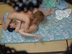 asian boobs massage