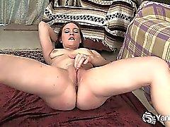 amateur brünett flexibel hd masturbation