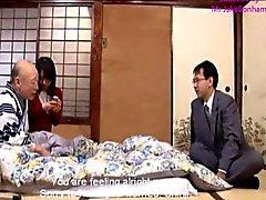 asiático digitación japonés viejo joven upskirt