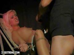 amateur blond fétiche pornstar